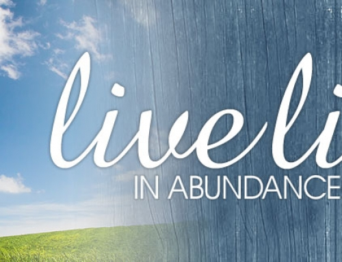 The One Thing That Guarantees Abundant Life!